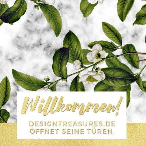 Willkommen auf designtreasures.de